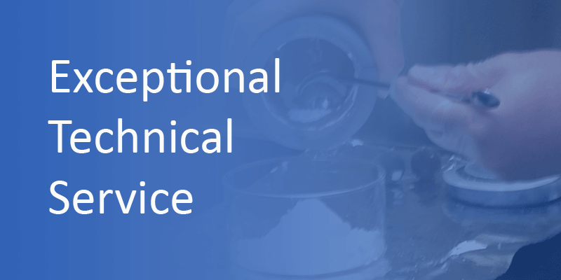 Exceptional Technical Service